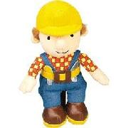 Bob the Builder Beanie Toy [Toy]
